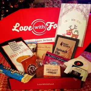 Love With Food ~ Winter Wonderland