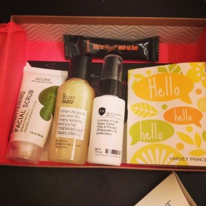 The EveryGirl Box 2014