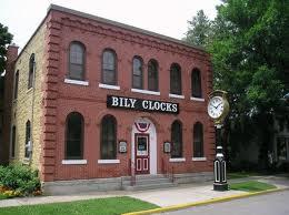 Bily Clock Museum, Spillvie Iowa