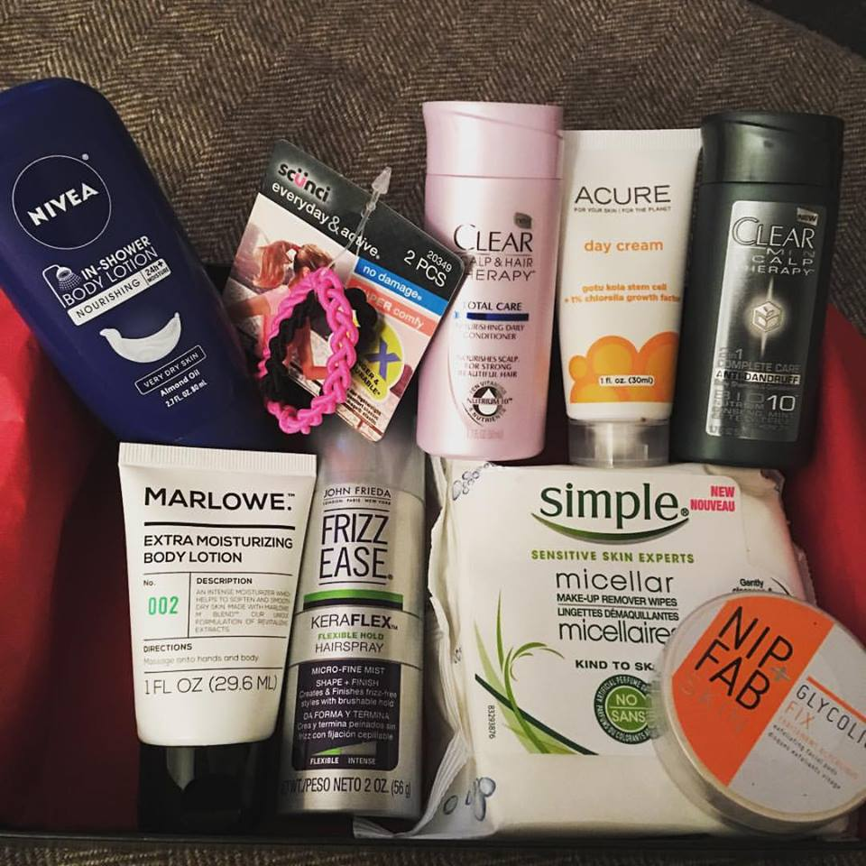 Target} Refresh Beauty Box | Have Bear Will Travel